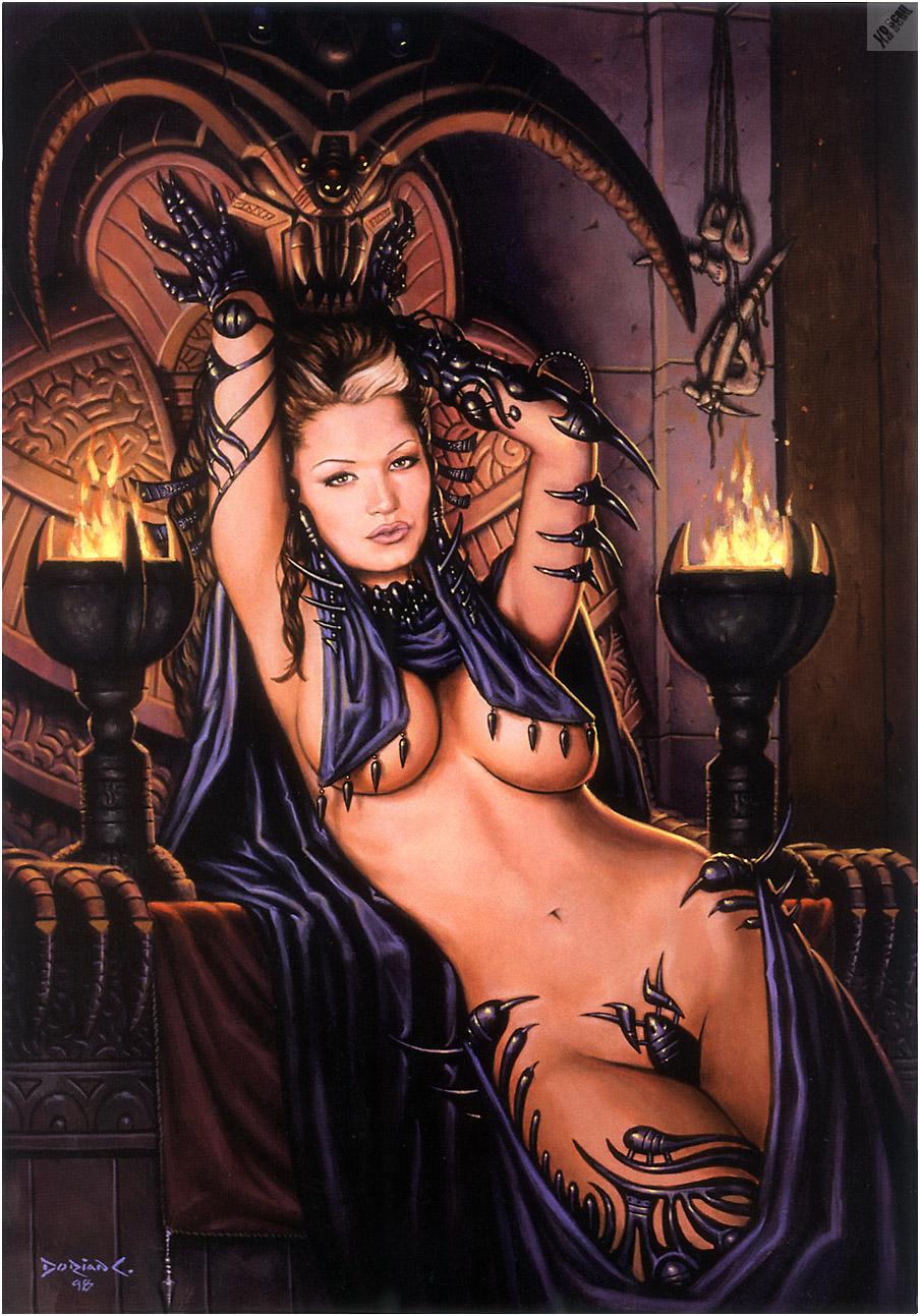 Alchemy succubuses porn erotic clip
